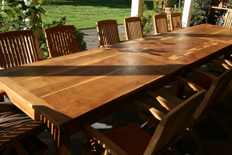 Dining Tables - yew