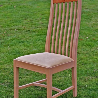 dining chair – beech & yew