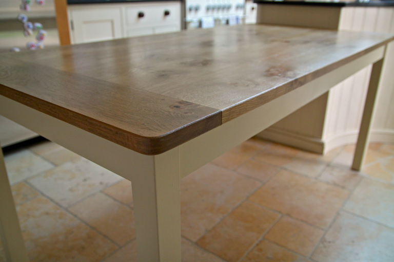 Painted Kitchen Tables Images