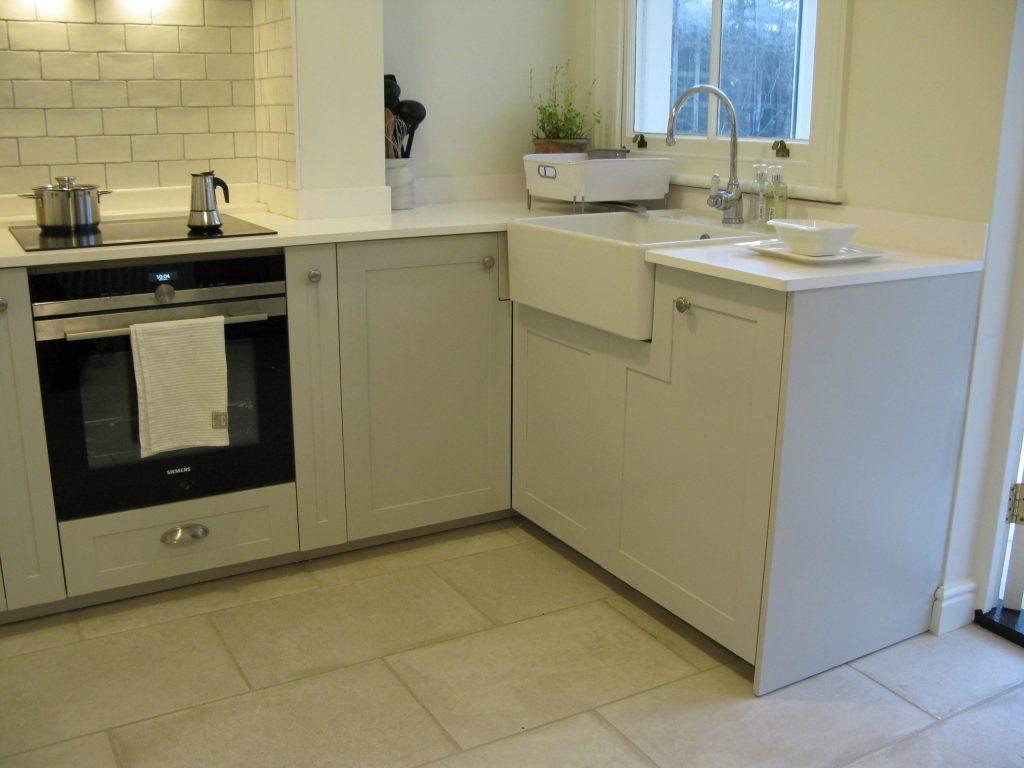 kitchen shaker birch ply