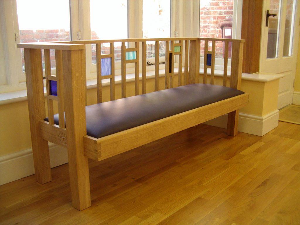 bench oak