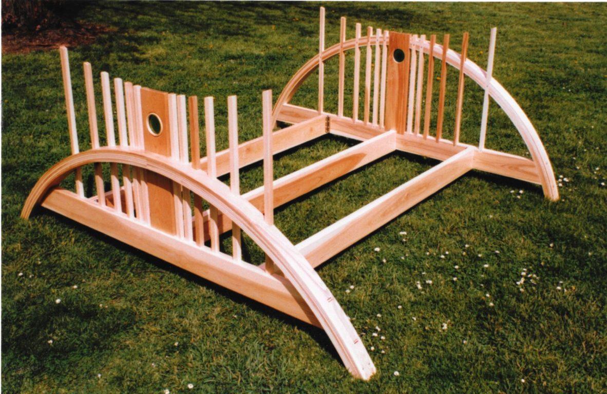 ash arc bed